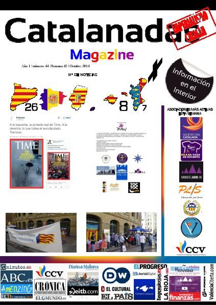 Nº 44 Semana 42 Octubre 2014