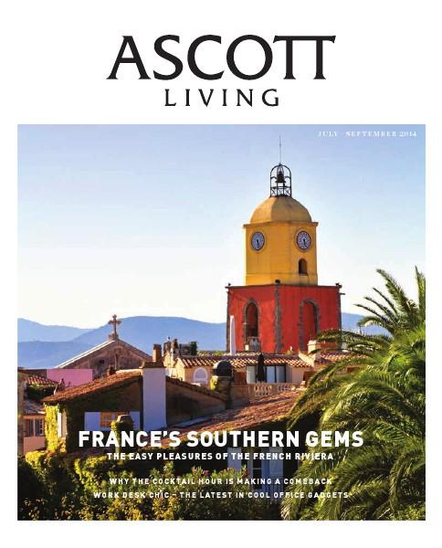 Ascott Living July Edition