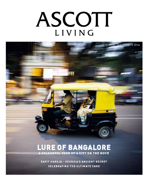 Ascott Living October - December 2014