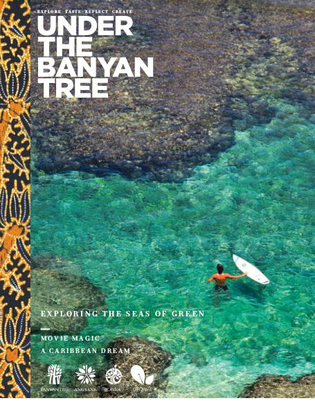UNDER THE BANYAN TREE Jan-Jun 2016