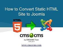 How to Migrate to Joomla in 15 Mins