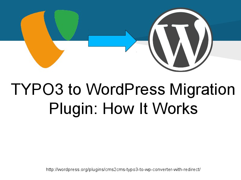 TYPO3 to WordPress Plugin