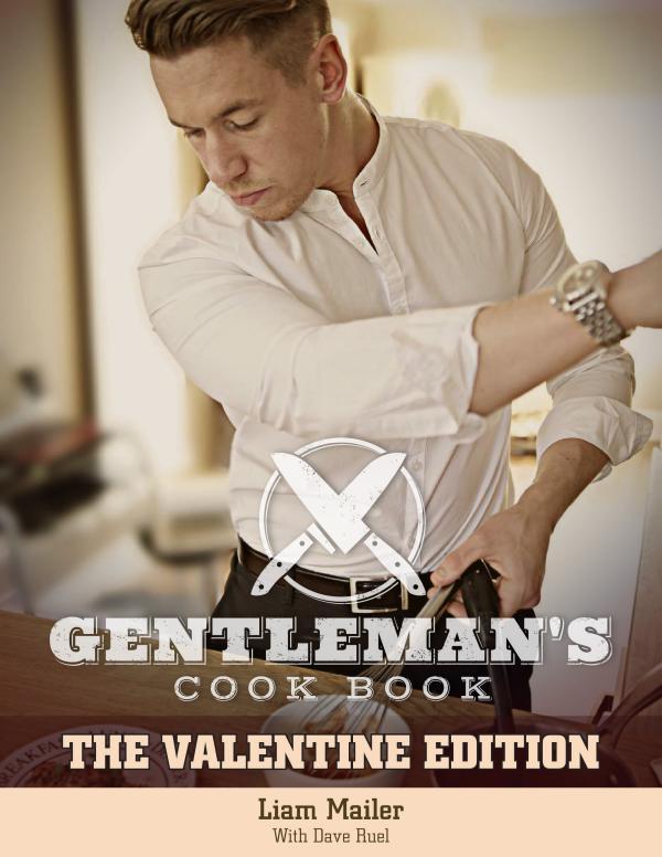 The Gentleman's Gourmet Cookbook The Gentleman's Gourmet