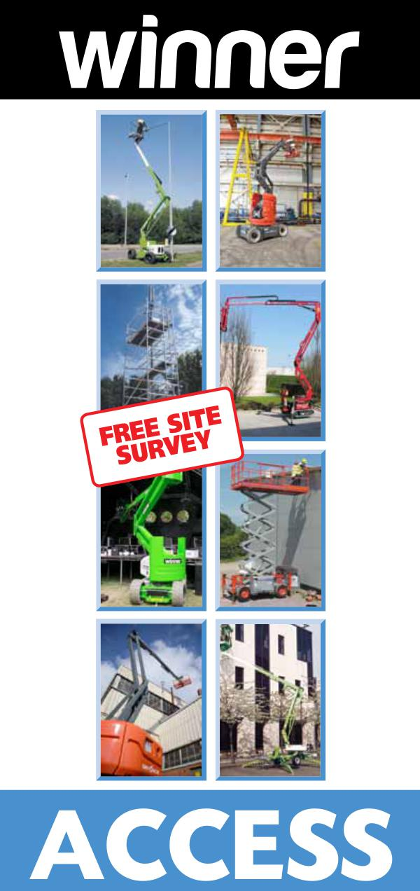 Winner Access Brochure 2018 All your working at height solutions