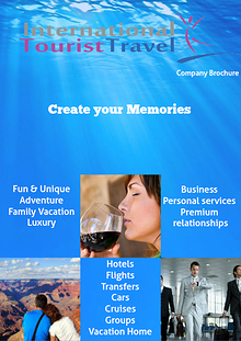 International Tourist Travel agency