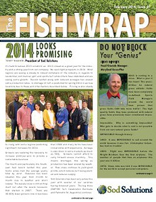 Fish Wrap - Feb 2014, Issue 21