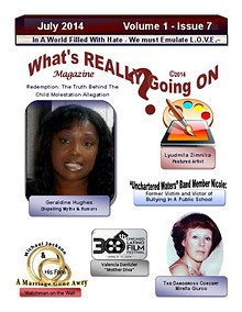 What's REALLY Going ON? Magazine