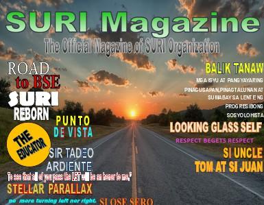 SURI magazine June-October issue