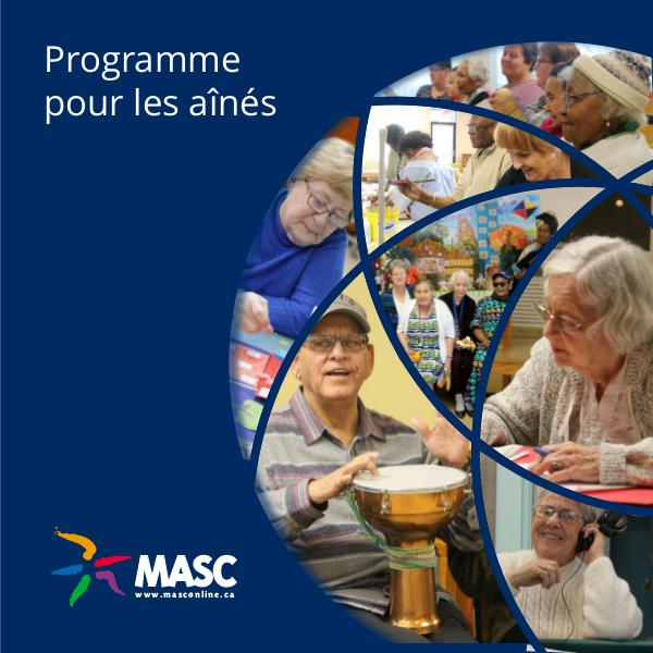 Programme pour les aînés 2016-17 Seniors Fre digital brochure 17-18 v4
