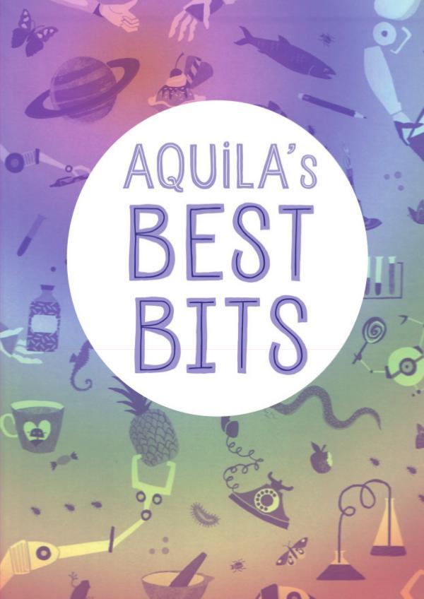 Aquila Children's Magazine AQUILA Magazine Best Bits