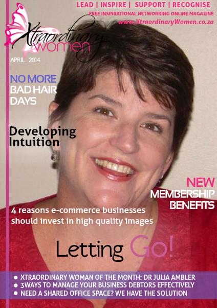 Xtraordinary Women Magazine April 2014