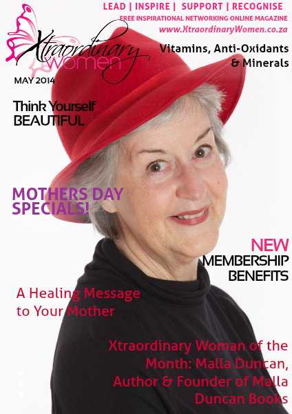 Xtraordinary Women Magazine May 2014