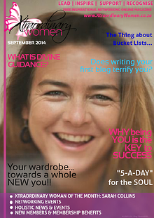 Xtraordinary Women Magazine
