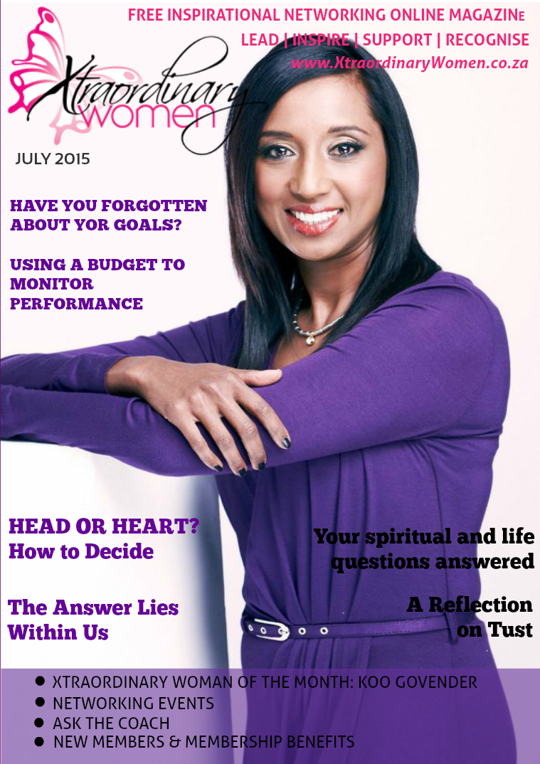 Xtraordinary Women Magazine July 2015