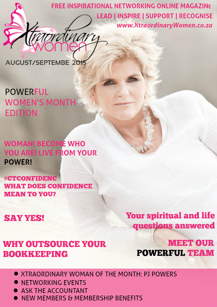Xtraordinary Women Magazine August/September 2015