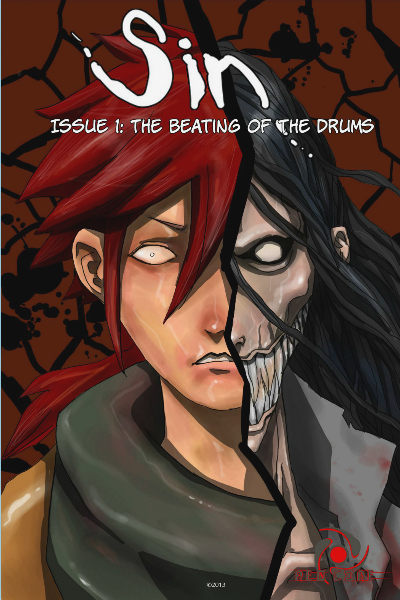 Sin Issue1: The Beating of The Drums