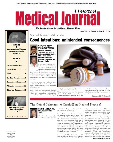 Vol. 11, Issue 1, April 2014