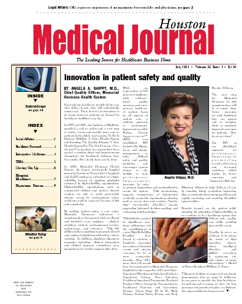 Vol. 11, Issue 4, July 2014