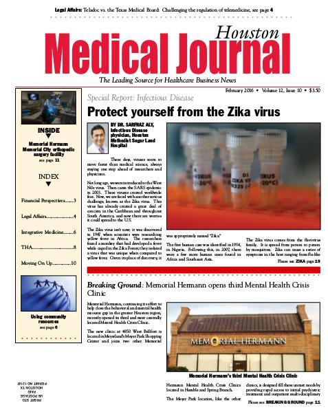 Medical Journal Houston