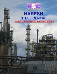 Steel Pipe Fitting & Flange Manufacturer
