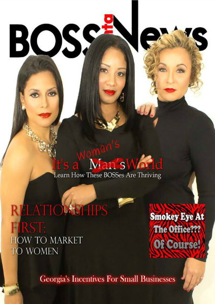 BOSSNews Magazine Winter 2014