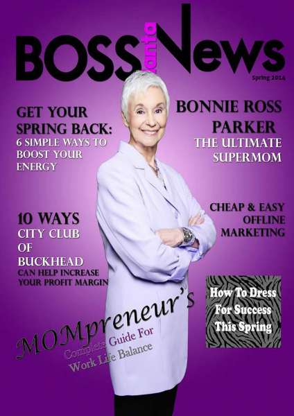 BOSSNews Magazine Spring 2014