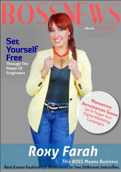 BOSSNews Magazine September 2014