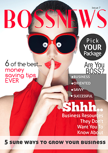 BOSSNews Magazine