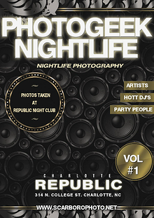 PHOTOGEEK Nightlife