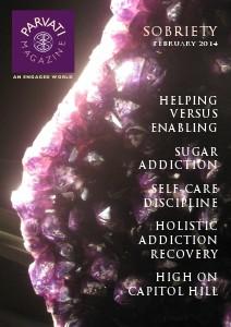 Parvati Magazine February 2014 - Sobriety