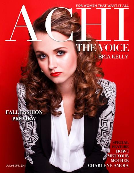 ACHI Magazine July - Sept