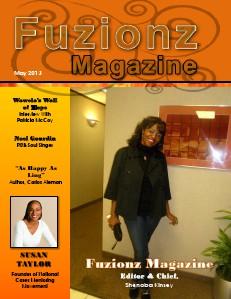 Fuzionz Magazine Volume 1