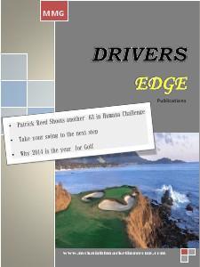 DRIVERS EDGE PUBLICATION Volume 24