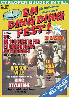 CYKLOPEN: En Ding Ding Fest