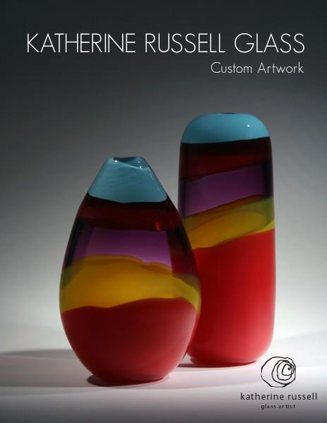 Katherine Russell Glass   Custom Artwork Volume 1