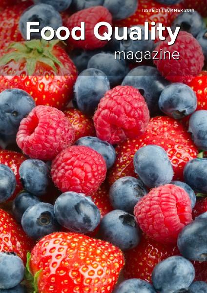 Food Quality Magazine July 2014