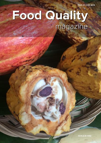 Food Quality Magazine July 2016