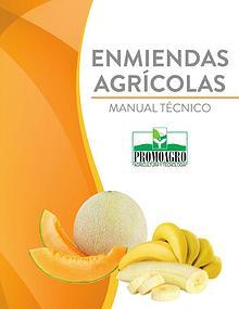 ENMIENDAS AGRICOLAS