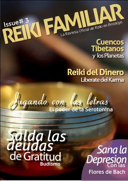Reiki Familiar issue # 3