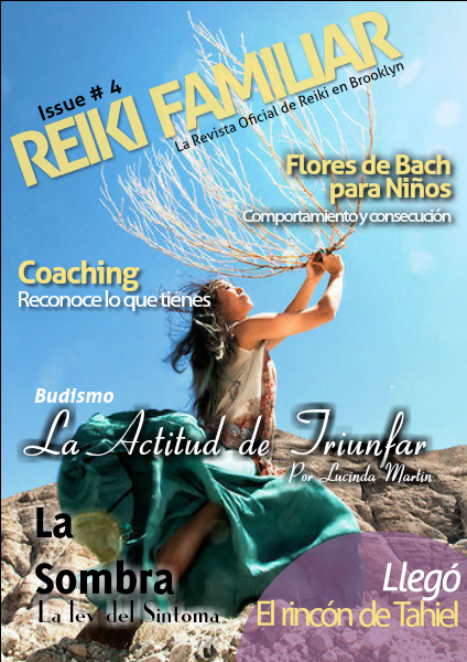 Reiki Familiar Issue # 4