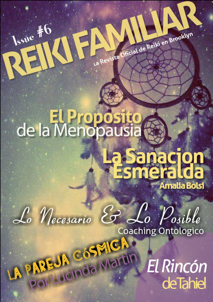 Reiki Familiar Issue #6