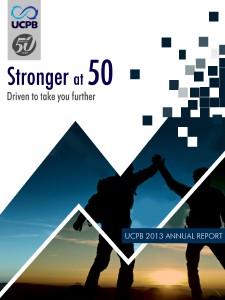 UCPB 2013 ANNUAL REPORT Jan 2014
