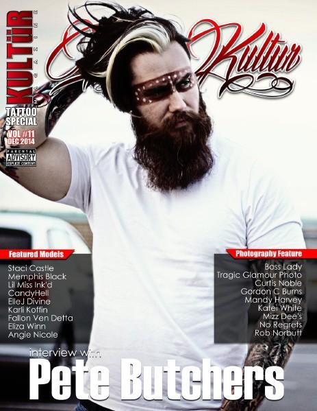 Tattoo Kultur Issue 11.4 - December 2014