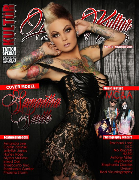 Tattoo Kultur Issue 10.3 - November 2014