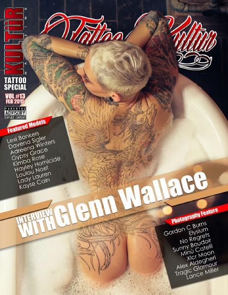 Tattoo Kultur Issue 13.2 - February 2015