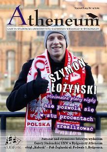 """Gazeta Studencka UKW """"Atheneum"""" - Styczeń/Luty 2014"""