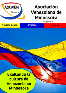 Associación de Venezolanos en Minnesota, Edición 1