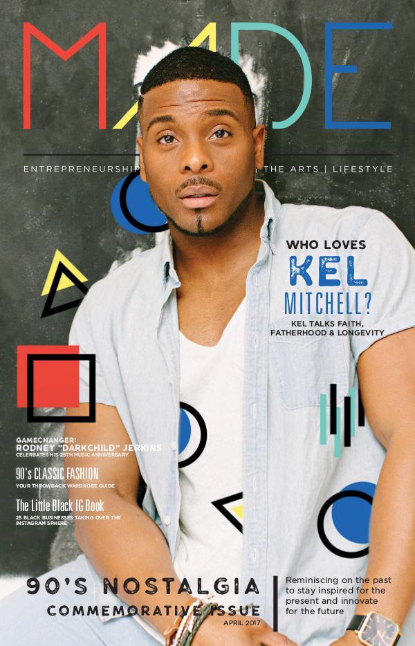 90's Nostalgia Commemorative Issue April 2017