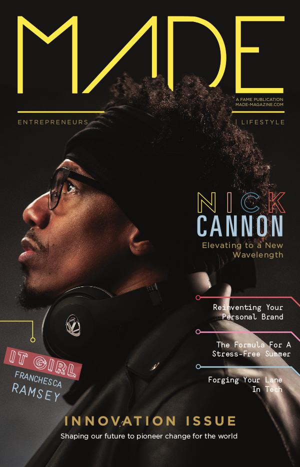 Innovation Issue MADE Magazine