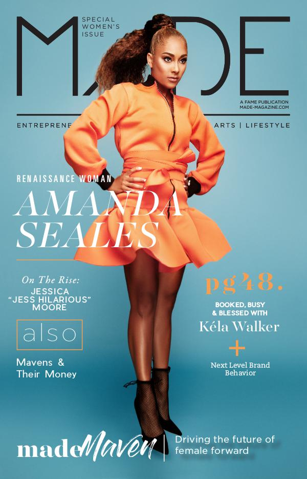 MADE Maven October Issue MADE Magazine